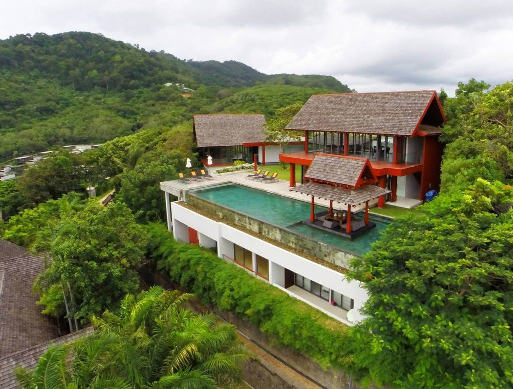 Villa 4186 - Baan Santisuk -1