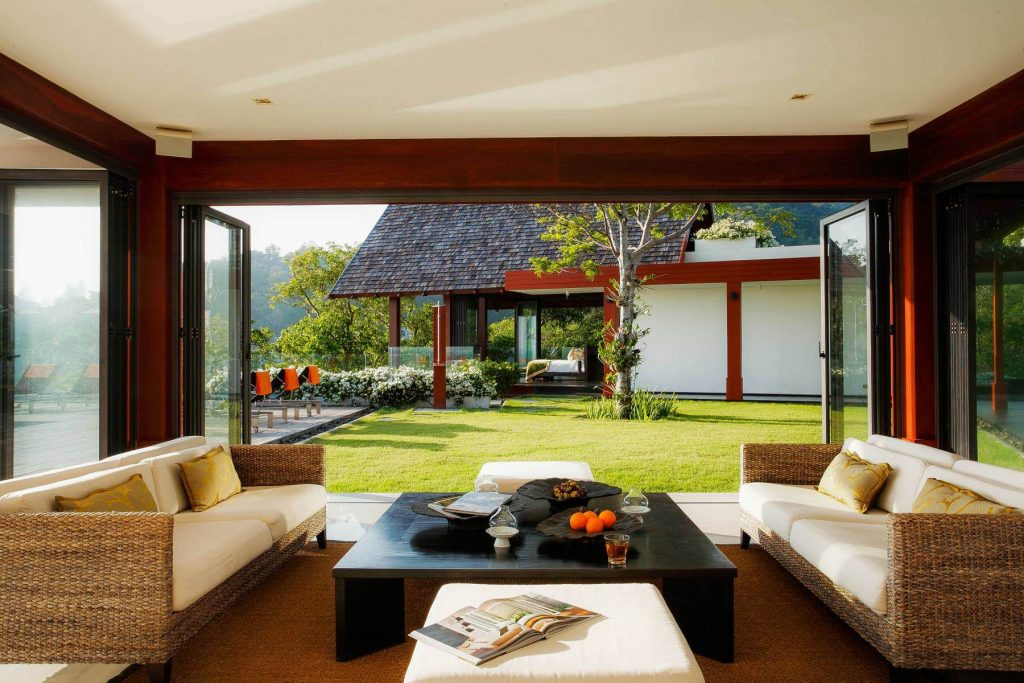 Villa Baan Santisuk Living Areas