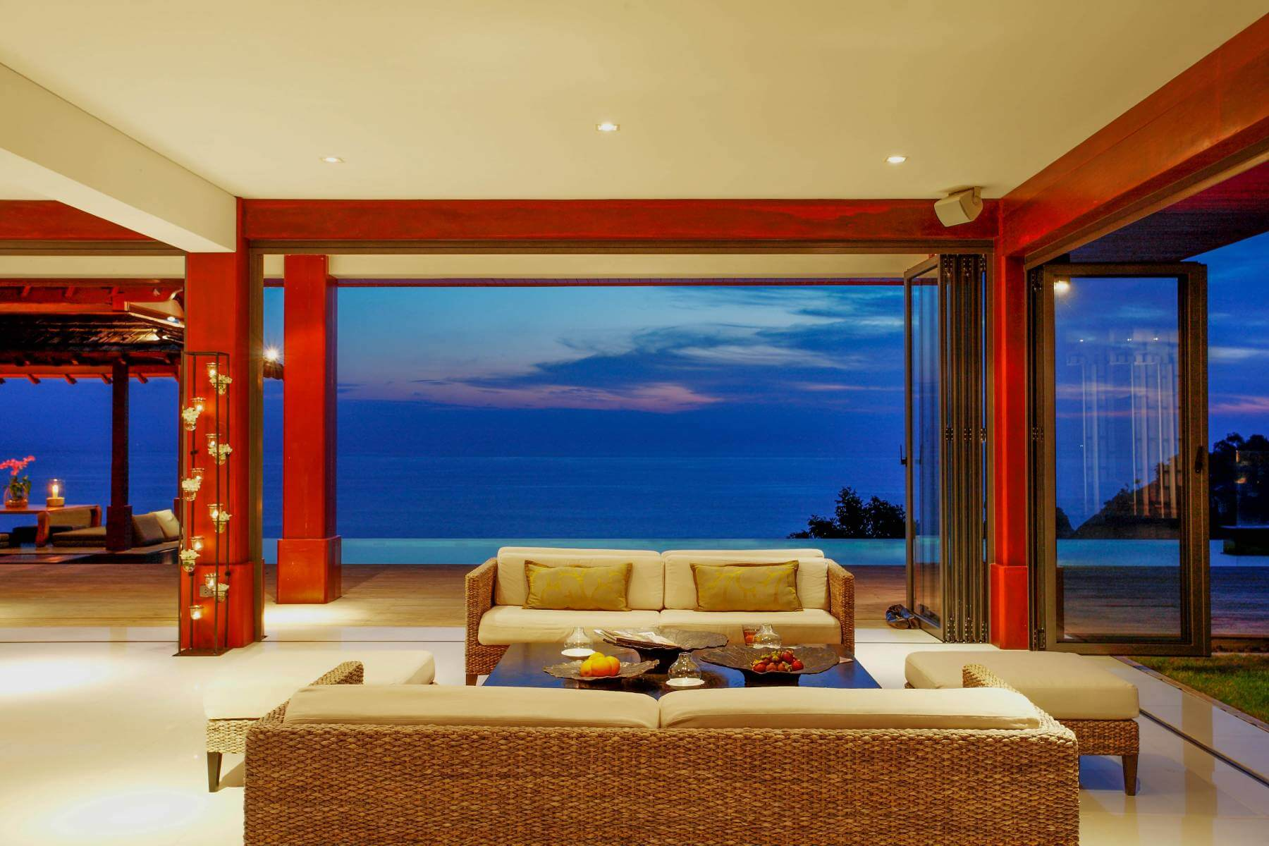Villa Baan Santisuk Living Areas