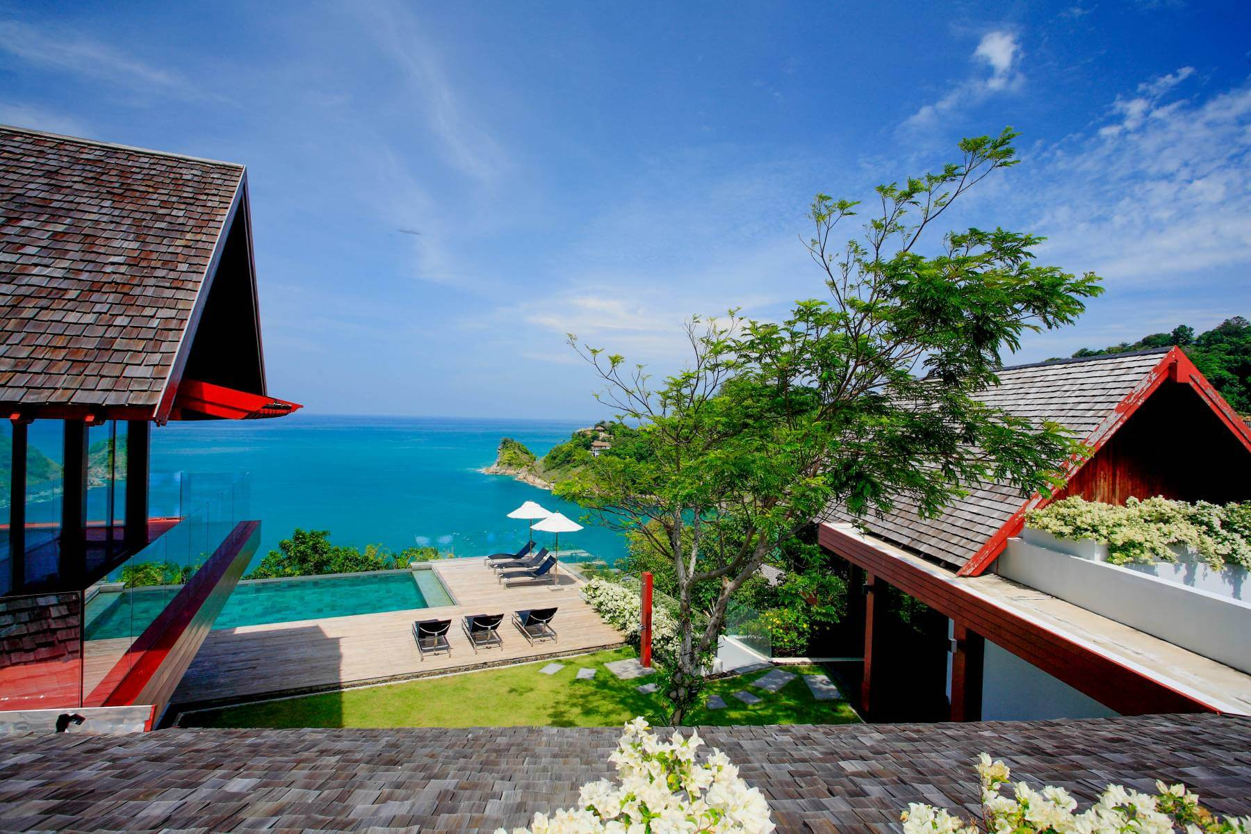 Villa Baan Santisuk Sea View
