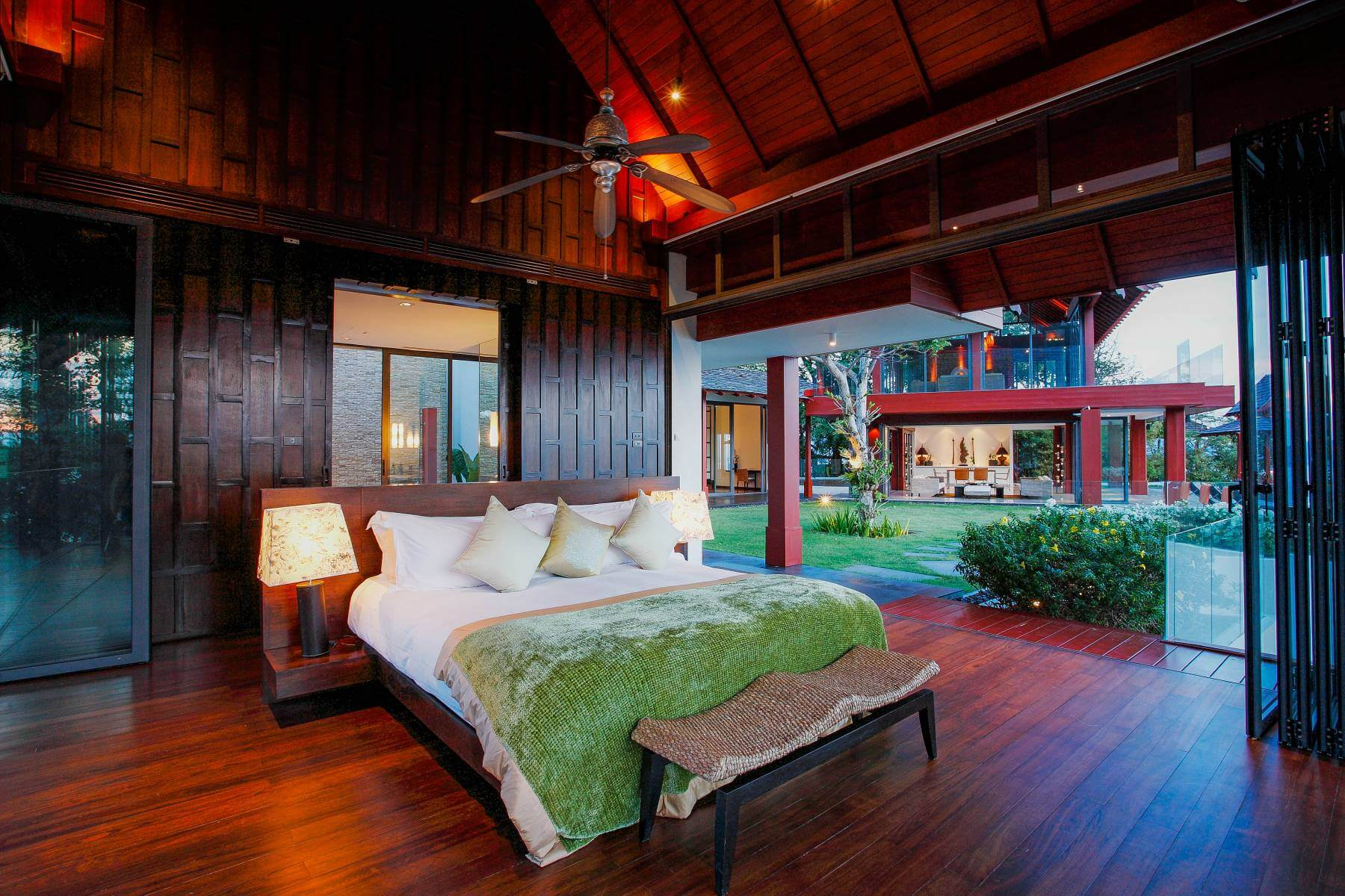 Villa Baan Santisuk Bedroom