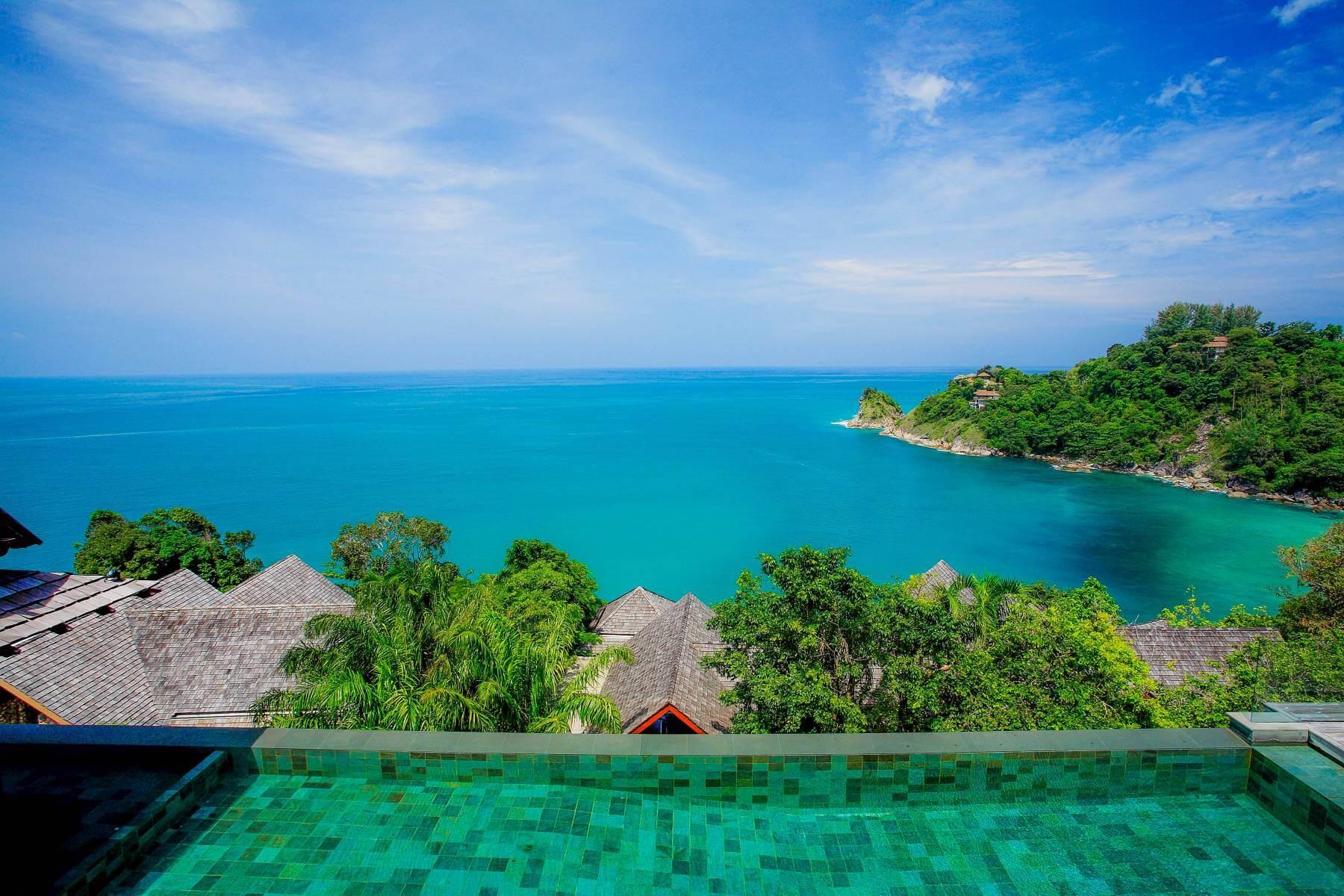Villa Baan Santisuk Sea View